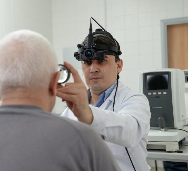 Клиника микрохирургии глаза «Ретина+»